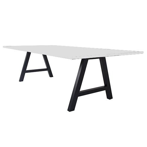High table & boardroom table & meeting table (white top)